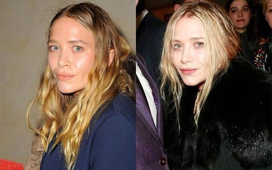 Мэри-Кейт Олсен до и после