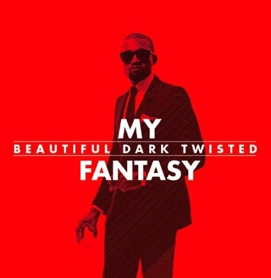 Kanye West – My Beautiful Dark Twisted Fantasy