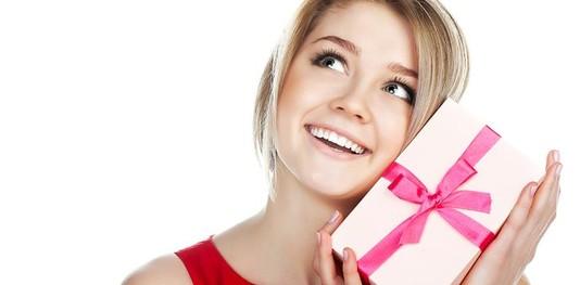 подарок для девушки салон красоты спб