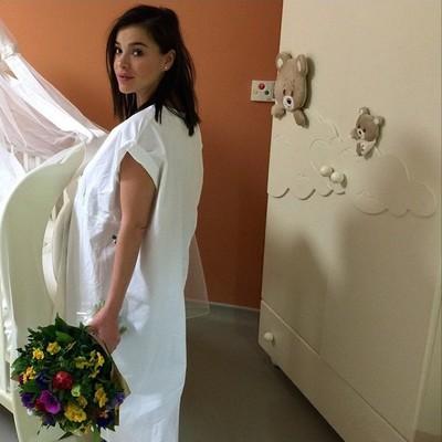 елена темникова как похудела после родов