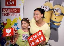 Ольга Мажара и слушательница Love Radio