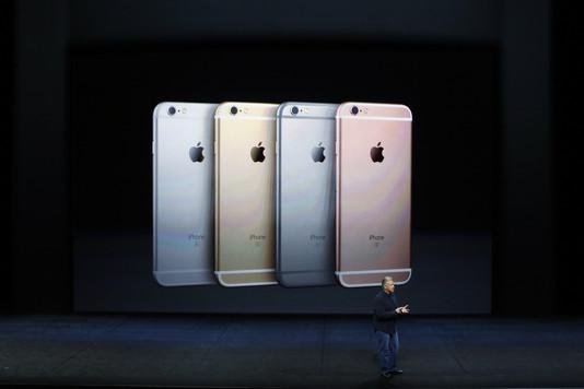 Презентация компании Apple: Новый iPhone 6S