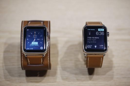 Презентация компании Apple: Новые ремешки Apple Watch