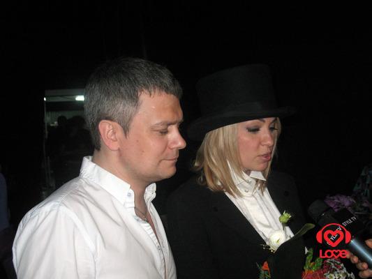 Яна Рудковская и Илья Шиян