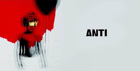 Обложка альбома Anti