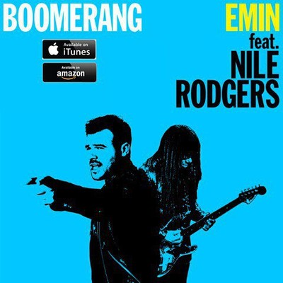 Emin feat. Nike Rodgers - Boomerang
