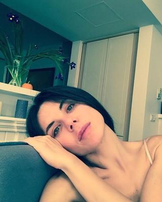 Частные эротические фотографии Анна Плетнева. Звездная обнаженка и секс