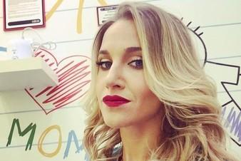Юлия ковальчук цвет волос