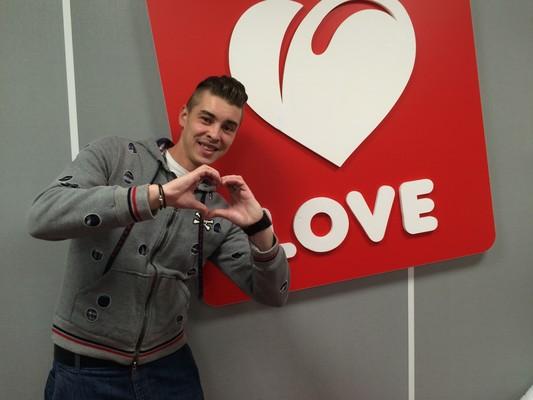Новый ведущий Love Radio! бритни спирс слушать
