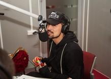 Дима Билан отпраздновал день рождения в прямом эфире Love Radio