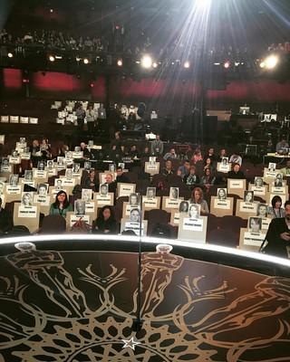 Репетиция премии Оскар