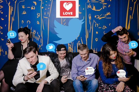 Twitter Love Radio стал миллионником!