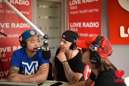 Mband Love Radio Assparade 1