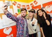 Ханна в эфире Love Radio СПб