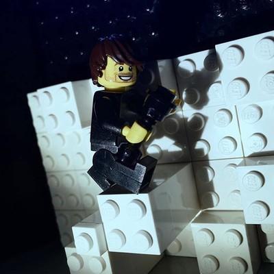 Сергей Лазарев - герой LEGO