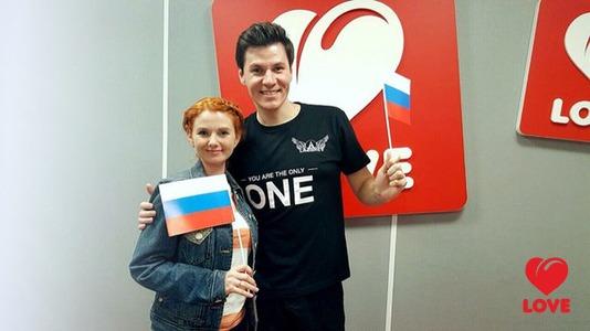 Лена Катина и Максим Привалов