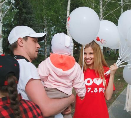 Love Radio в Казани поздравила горожан с Великой Победой