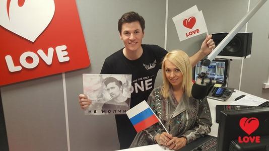 Максим Привалов и Яна Рудковская