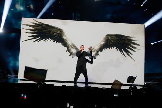 Сергей Лазарев на «Евровидении-2016»