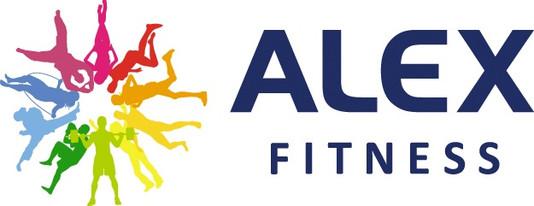 Логотип Alex Fitness