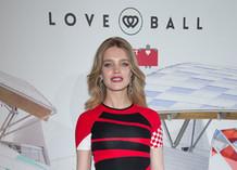 LoveBall: Наталья Водянова