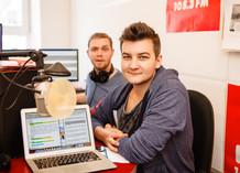 Красавцы Love Radio в Санкт-Петербурге