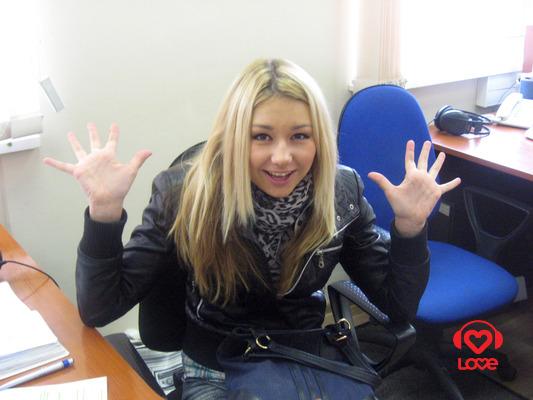 Лера (ex-«Ранетки») на LOVE RADIO