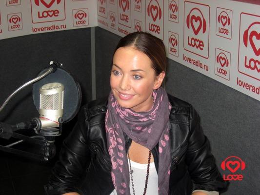 Жанна Фриске на LOVE RADIO