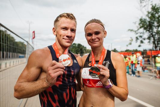 Сергей Конякин и Юлия Крюкова