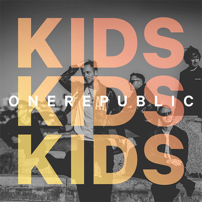 Обложка сингла One Republic - Kids