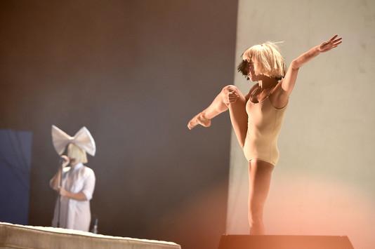 Концерт певицы Sia