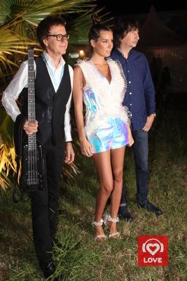 Кэти Топурия и группа A'Studio
