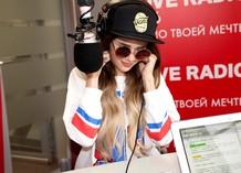 Маша Вэй в гостях у Красавцев Love Radio
