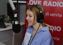 Юлианна Караулова в гостях у Красавцев Love Radio