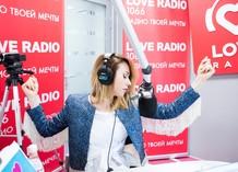 Катя IOWA в гостях у Красавцев Love Radio