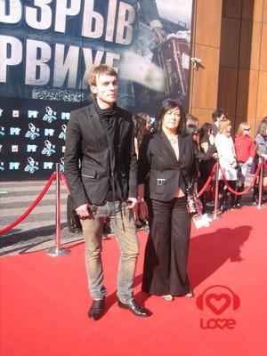 александр лымарев с женой фото