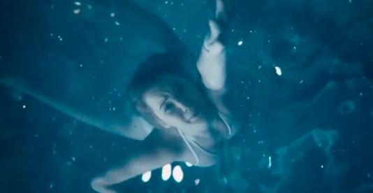 Кадры из фильма «Пассажиры»