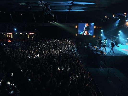 Концерт MBAND