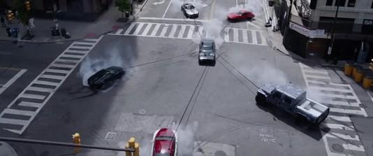 Кадры фильма «Форсажа 8»
