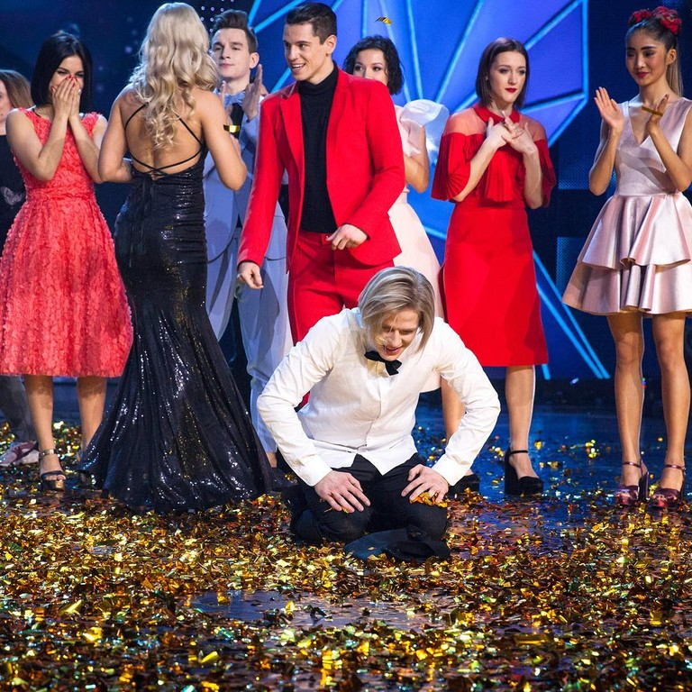 Победитель шоу