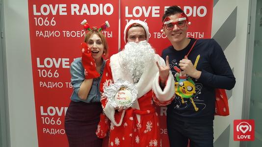 «Дед Мороз на час»  - Александр Петров