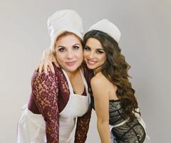 Марина Федункив и Анна Плетнева