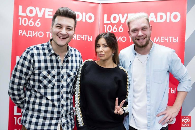 Ани Лорак и Красавцы Love Radio