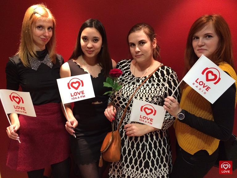 Гости спецпоказа Love Radio