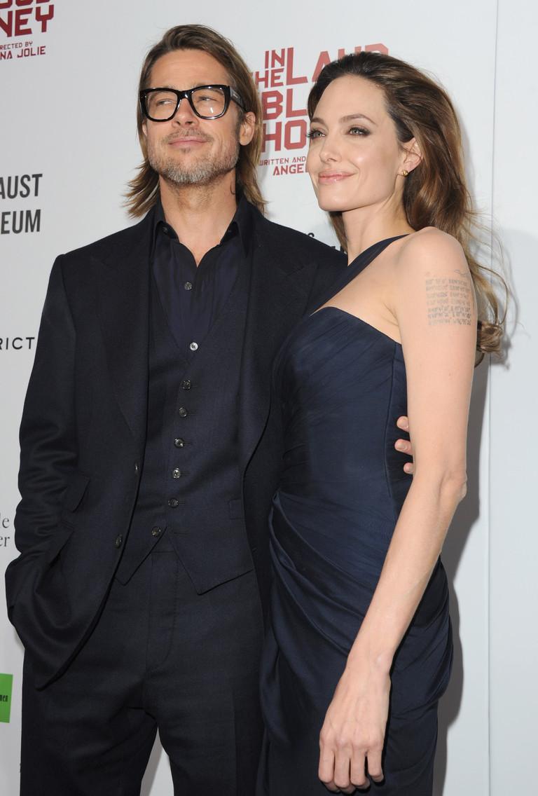 Анджелина Джоли и Брэд Питт запустили совместный бизнес ... анджелина джоли и брэд питт