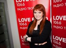 Ольга Картункова в гостях у Красавцев Love Radio