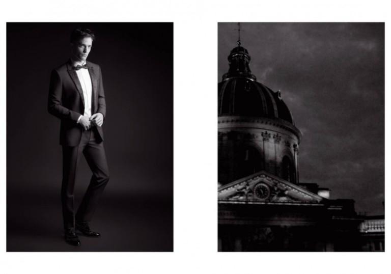 Фотосессия Dior