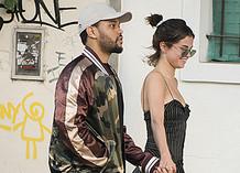 Селена Гомес и The Weeknd в Буэнос-Айресе