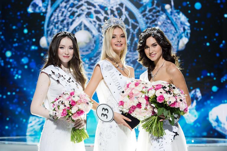 Финалистки конкурса «Мисс Россия 2017»