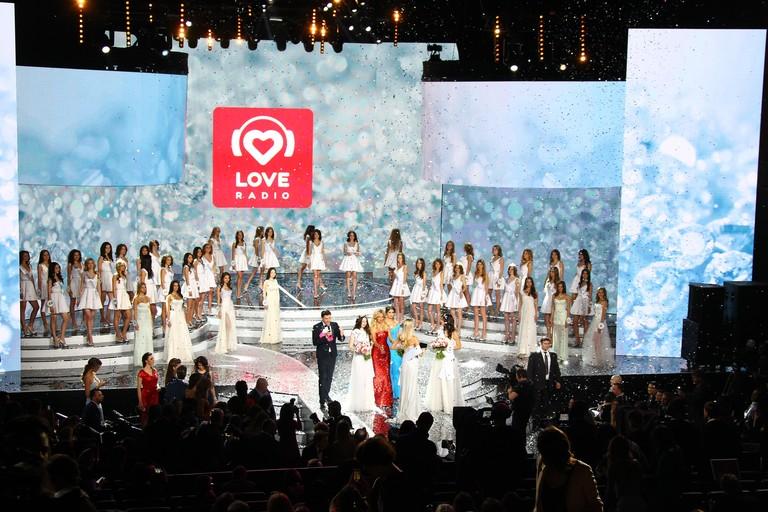 Конкурс «Мисс Россия 2017»